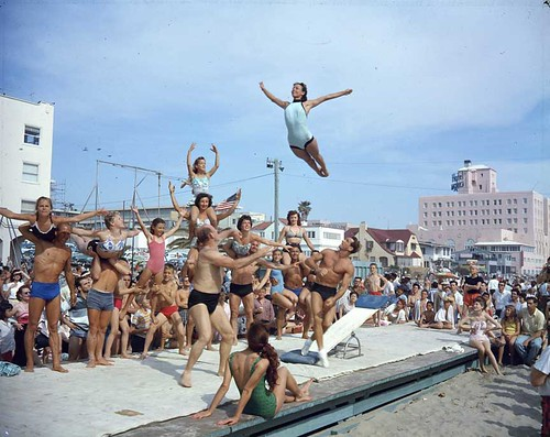1950's - Muscle Beach, Los Angeles | by JMANCHA2010