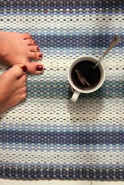 nema leda, ali zato imamo čaj.