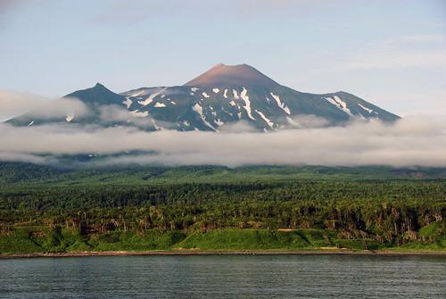 Tyatya double volcano - Kunashir Island - Kuril Islands - Far East Russia | by Hannes Rada