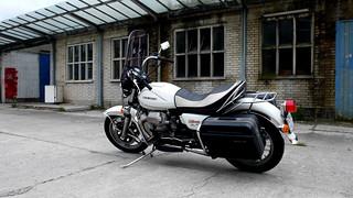 Moto Guzzi California II | by pixelfreund.ch