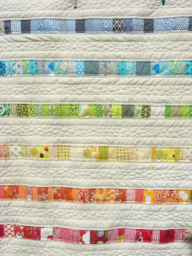 Baby quilt - for baby William | by flossyblossy