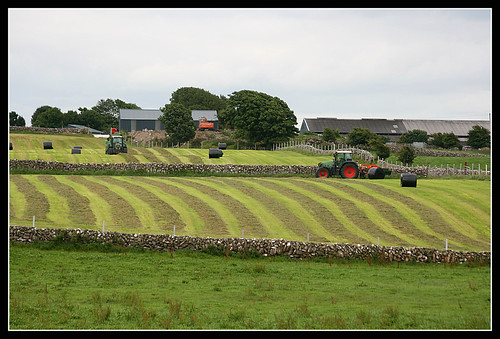 Baling the silage | by EoinGardiner