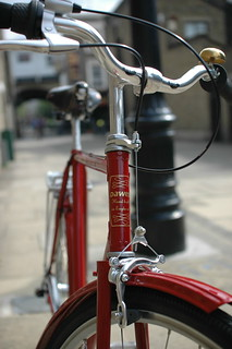 Hand made in England. Dia Compe centre pull brakes | by Jack Thurston