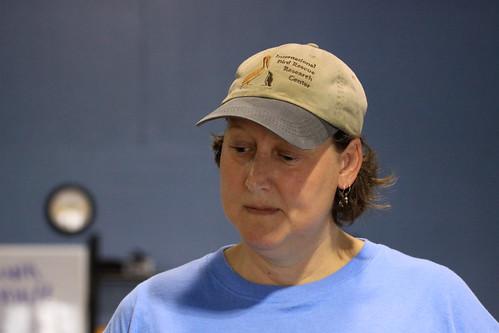 Internation Bird Rescue Research Center's Michelle Bellizi