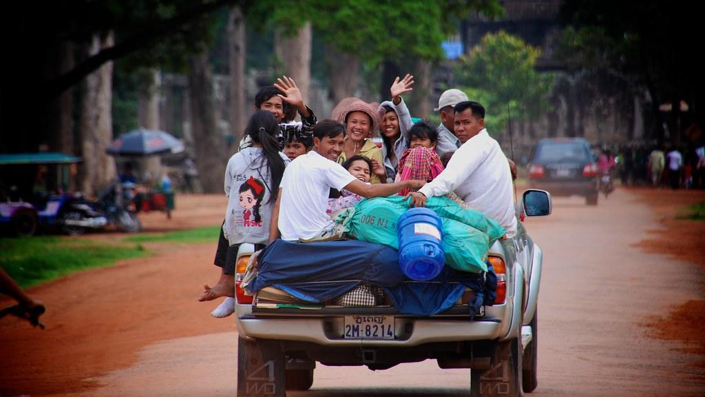 People Truck