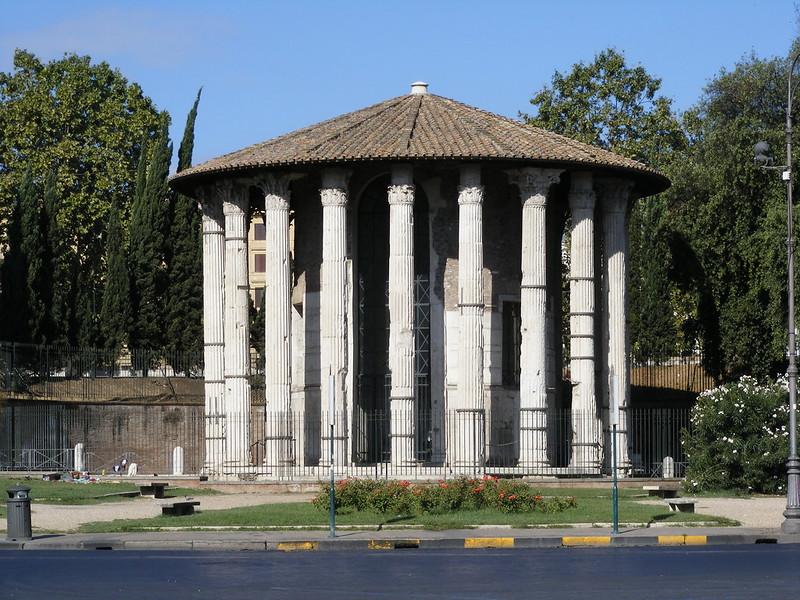 Templo de Hércules Victor