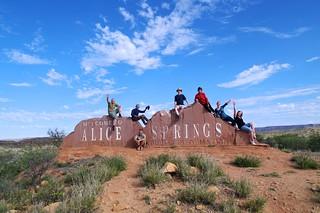 Alice Springs, NT, Australia   by LLudo