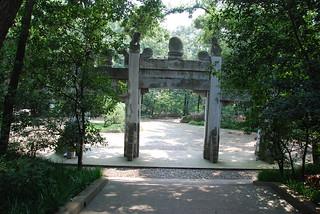 Nanjin.Dans le Zhongshan Mountain National Park6   by Antoine 49