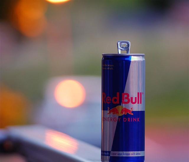 Day 99/365 Red Bull