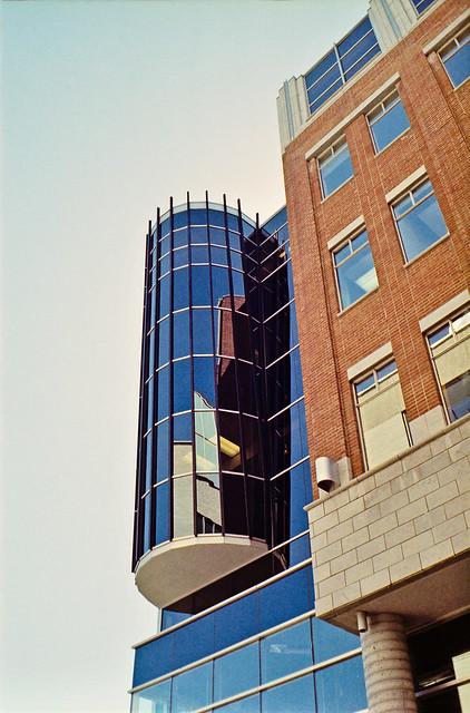 La tour en verre