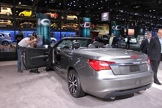 Chrysler 200 Convertible | by leyla.a