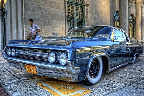 nc nikon gm northcarolina hotrod hdr winstonsalem olds oldsmobile topaz generalmotors hrw photomatix kustomkulture heavyrebelweekender dougjohnson d700 worldcars topazadjust
