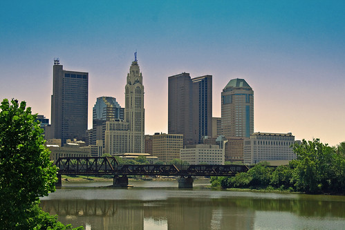Columbus, OH Skyline | by jpmueller99