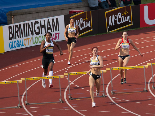 Womens 400m Hurdles Final | by wwarby