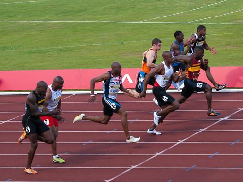 Mens 100m Final | by wwarby