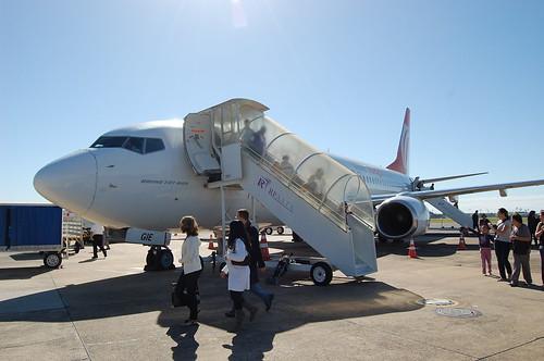 GOL G3-1850 landed at Foz do Iguaçu Airport | by kawanet