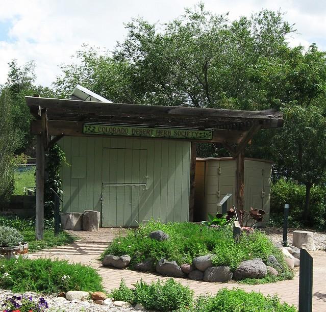 Botanic Garden Shed