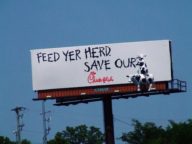 Feed Yeer Herd Save Ourz