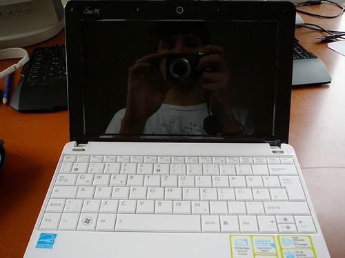 Eee PC 1005 HA (white)