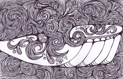 whale | by arli design