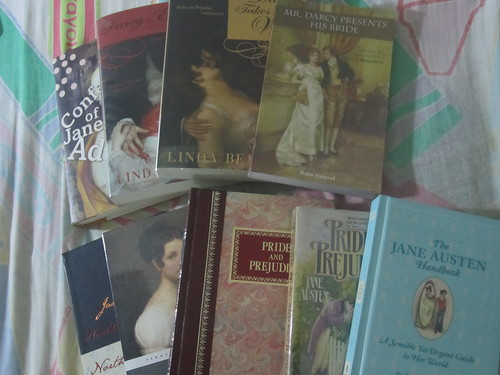 Complete Austen collection (so far) | by dolldalera