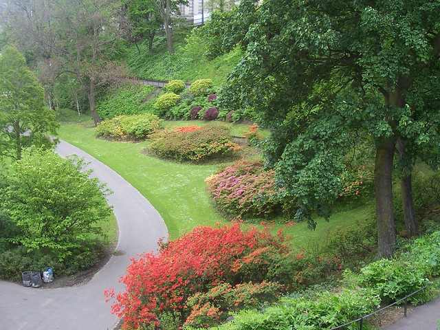 Princes Street Gardens, Edinburgh, 23rd May 2007