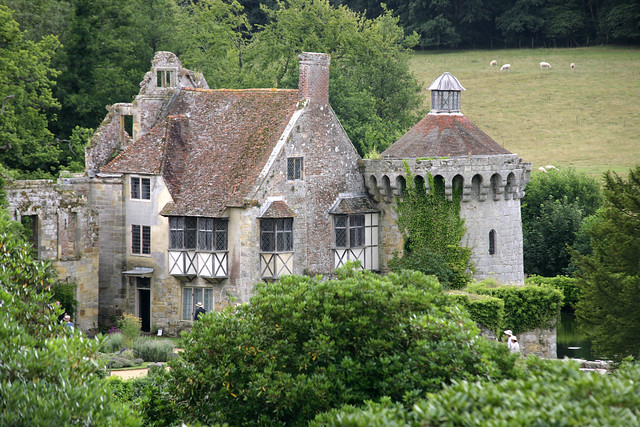 Scotney Castle - in the heart of Kent.