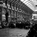 "2005-11-05 - ""United Kingdom"" - England - London - Covent Garden copy - Black and White - 12x8"