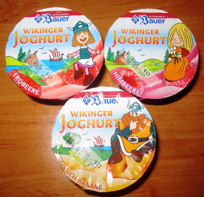Bauer Wikinger Joghurt