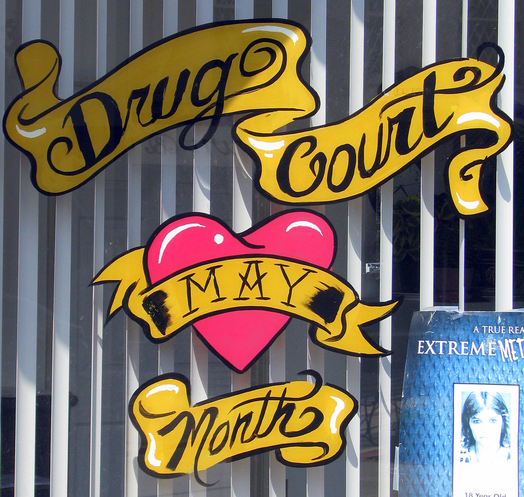 Hardin county Drug Court   And they have a heart-shaped tatt…   Flickr