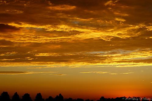 sunset keos
