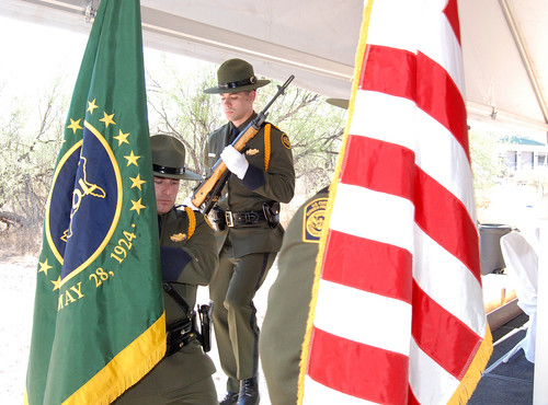 U.S. Border Patrol Honor Guard | by USACE HQ