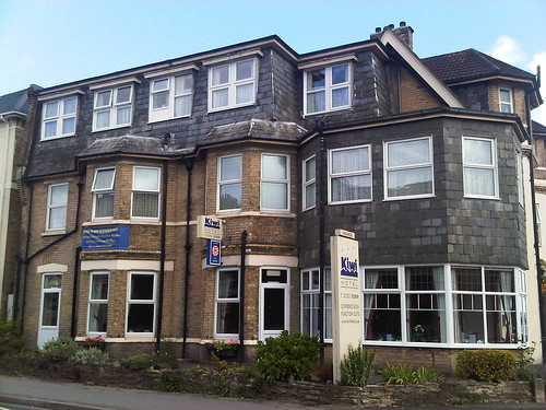 Kiwi Hotel (Cluny Lodge Hotel), 135 West Hill Road, Bournemouth, Dorset | by Alwyn Ladell