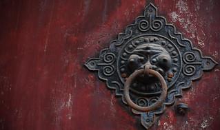Door Knocker | by timquijano