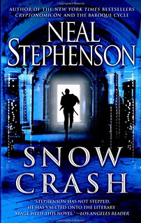 Neal Stephenson - Snow Crash | by RA.AZ