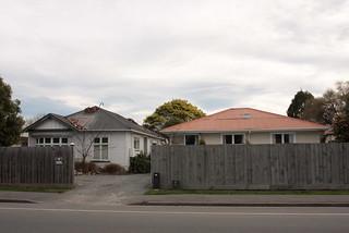 Christchurch Earthquake  -  St Albans   by annzstream