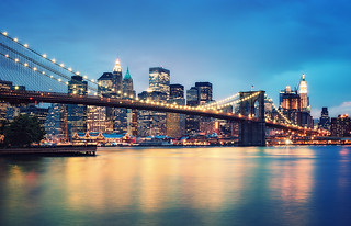 Brooklyn Bridge and Lower Manhattan | by Philipp Klinger Photography