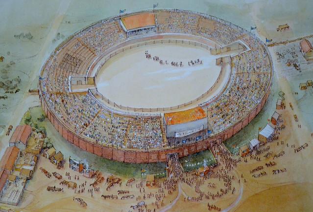 Londinium, Roman Amphitheatre