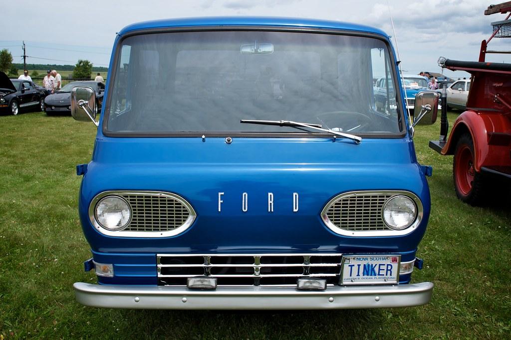 1962 Ford Econoline Pickup | 2010 Cumberland County Car Club
