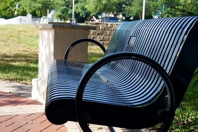 Neat bench