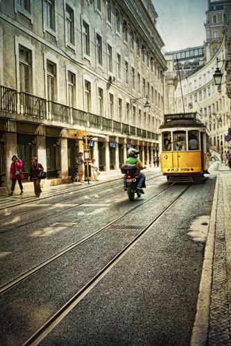 Life in Lisbon