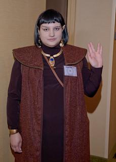 Vulcan Woman | by rwillia532
