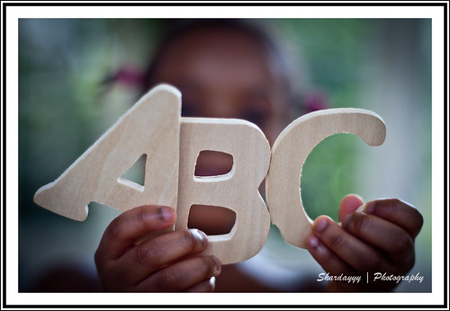 289/365 - 07/14/10 [365 Days @ 50mm] - ABC's | by Shardayyy