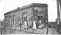 H. Lawrence Saddler at Mallala, 1870s