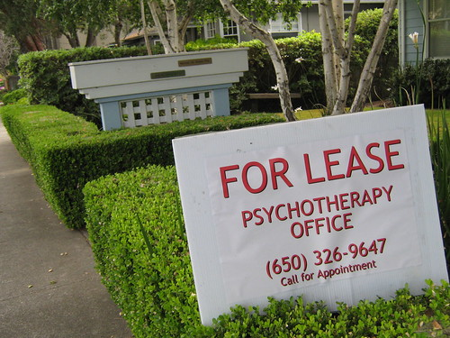 For Lease: Psychotheraphy Office | by Richard Masoner / Cyclelicious