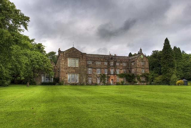 Browsholme Hall, Lancashire.