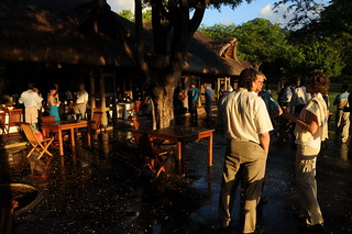 Conference Dinner - Sustainability Conference, Mauritius, 2009