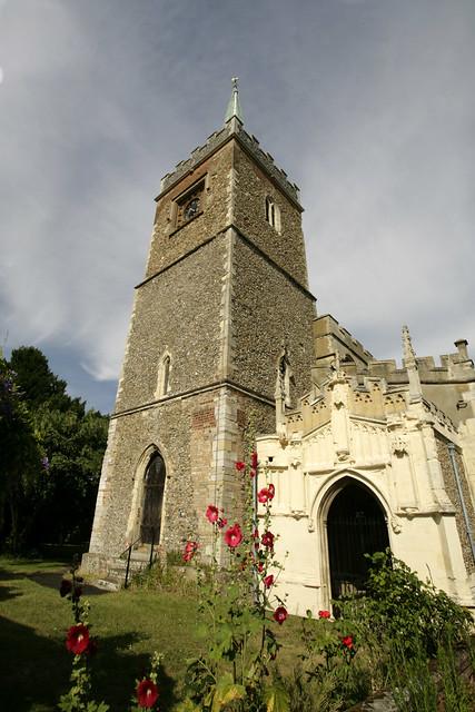 St james church - Nayland suffolk