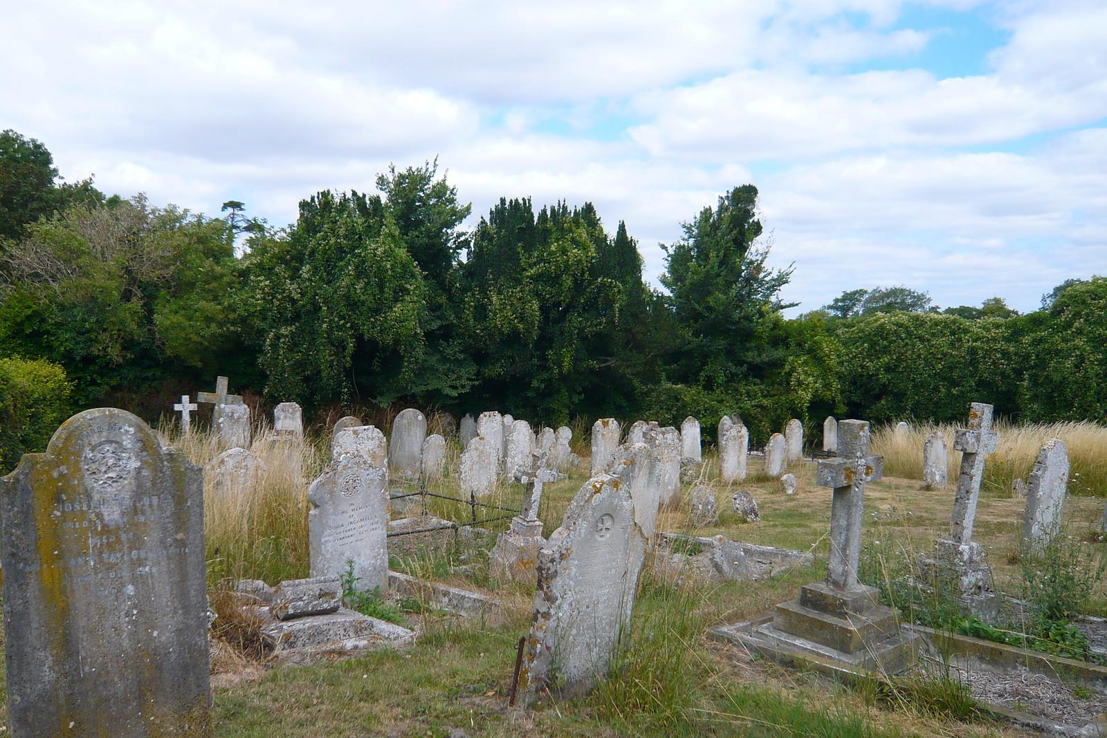 Firle Graveyard