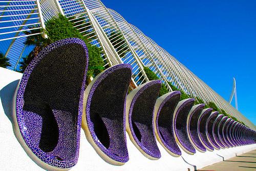 arquitetura spain espanha plantas arcos detalhes profundidade umbracle